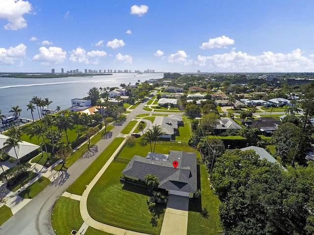 100 Dory Road S, North Palm Beach, FL 33408 (MLS #RX-10602315) :: Berkshire Hathaway HomeServices EWM Realty