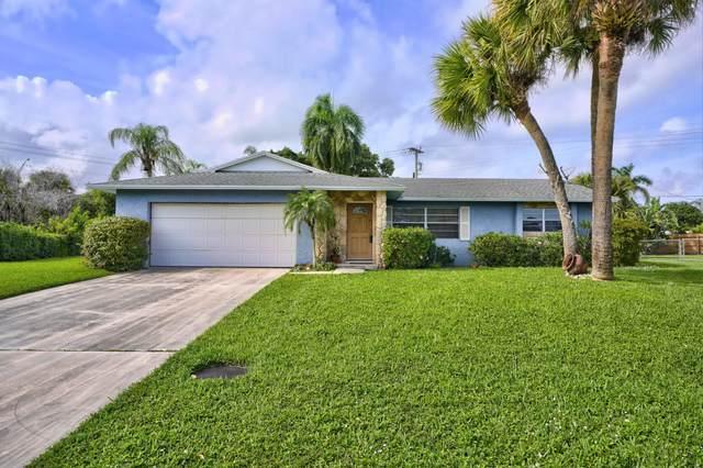 3941 Flag Drive, Palm Beach Gardens, FL 33410 (MLS #RX-10602317) :: The Paiz Group
