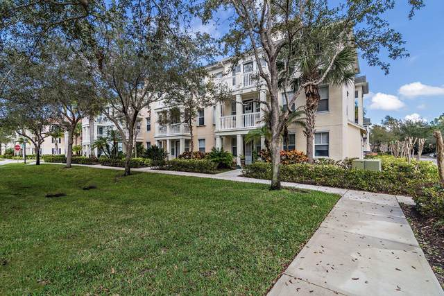 225 Murcia Drive #311, Jupiter, FL 33458 (MLS #RX-10602324) :: Castelli Real Estate Services