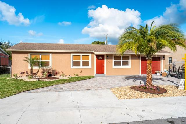 3621 Avenue H Avenue E, Riviera Beach, FL 33407 (#RX-10602380) :: Ryan Jennings Group