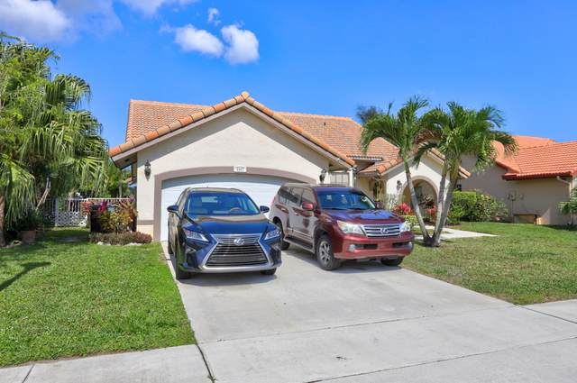 5207 Brian Boulevard, Boynton Beach, FL 33472 (#RX-10602382) :: Ryan Jennings Group