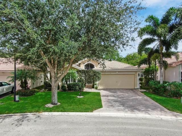 11472 Kanapali Lane, Boynton Beach, FL 33437 (#RX-10602388) :: Ryan Jennings Group