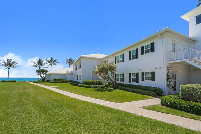 550 S Ocean Boulevard 103  E, Manalapan, FL 33462 (MLS #RX-10602399) :: Castelli Real Estate Services