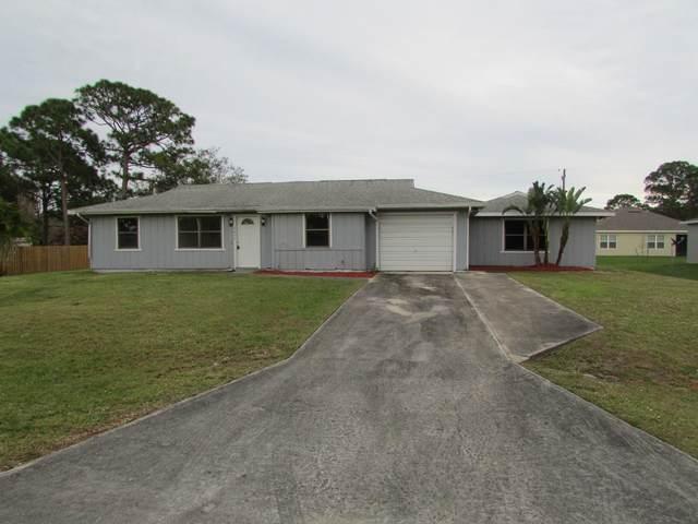 2417 SW Roney Road, Port Saint Lucie, FL 34953 (#RX-10602400) :: Ryan Jennings Group