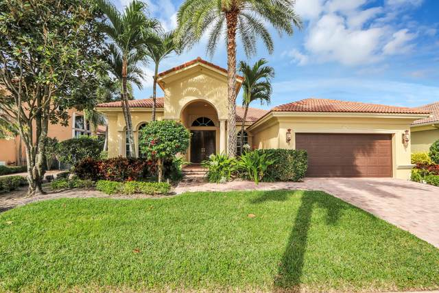 8071 Laurel Ridge Court, Delray Beach, FL 33446 (MLS #RX-10602417) :: Berkshire Hathaway HomeServices EWM Realty