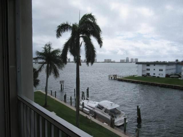 100 Paradise Harbour Boulevard #407, North Palm Beach, FL 33408 (MLS #RX-10602442) :: Castelli Real Estate Services