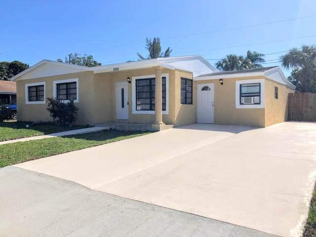 1153 W 26th Court, Riviera Beach, FL 33404 (#RX-10602448) :: Ryan Jennings Group
