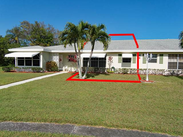 912 Savannas Point Drive B (E), Fort Pierce, FL 34982 (#RX-10602451) :: Ryan Jennings Group