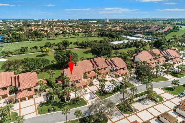 16648 Traders Crossing N #208, Jupiter, FL 33477 (MLS #RX-10602454) :: Castelli Real Estate Services
