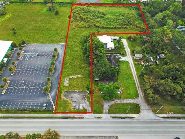 3336 S Jog Rd Road S, Greenacres, FL 33463 (MLS #RX-10602468) :: Berkshire Hathaway HomeServices EWM Realty