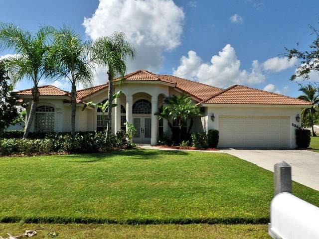 5364 NW Alam Circle, Port Saint Lucie, FL 34986 (MLS #RX-10602469) :: Berkshire Hathaway HomeServices EWM Realty