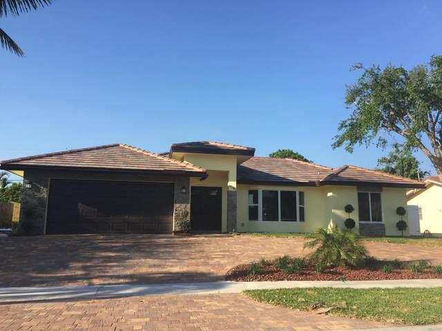 1041 SW 13th Place, Boca Raton, FL 33486 (MLS #RX-10602474) :: Berkshire Hathaway HomeServices EWM Realty