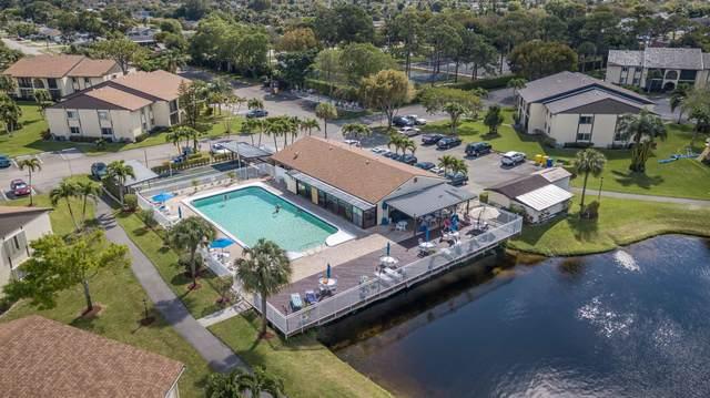 3531 Pine Tree Court B-1, Greenacres, FL 33463 (#RX-10602478) :: Ryan Jennings Group