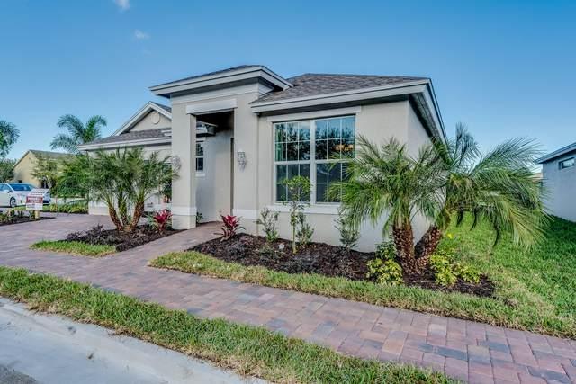 2160 Timberlake Circle #1, Vero Beach, FL 32966 (MLS #RX-10602482) :: Berkshire Hathaway HomeServices EWM Realty