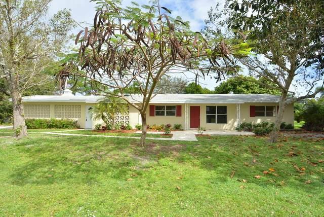 6910 Shannon Drive, Fort Pierce, FL 34951 (MLS #RX-10602497) :: Castelli Real Estate Services