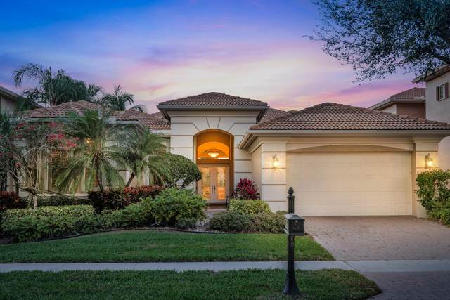 8107 Laurel Ridge Court, Delray Beach, FL 33446 (MLS #RX-10602510) :: Berkshire Hathaway HomeServices EWM Realty