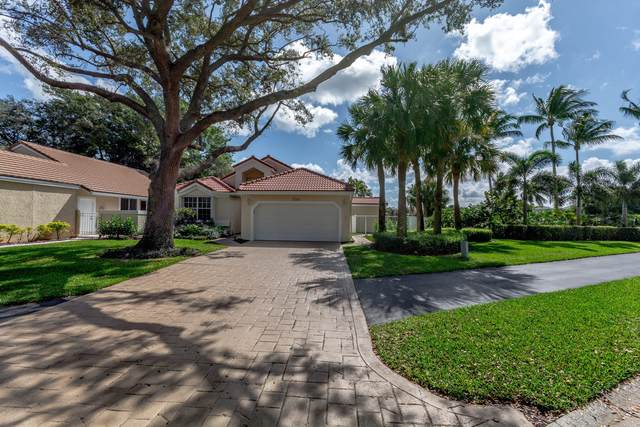 12763 Touchstone Place, Palm Beach Gardens, FL 33418 (MLS #RX-10602527) :: Berkshire Hathaway HomeServices EWM Realty