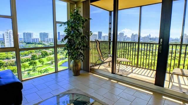 20379 W Country Club Drive #2033, Aventura, FL 33180 (MLS #RX-10602533) :: Castelli Real Estate Services