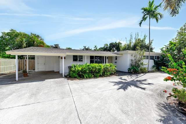 242 NW 12th Avenue, Boca Raton, FL 33486 (MLS #RX-10602534) :: Berkshire Hathaway HomeServices EWM Realty