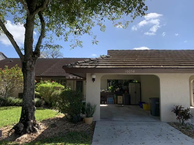 10058 Shadywood Place, Boynton Beach, FL 33437 (#RX-10602552) :: Ryan Jennings Group