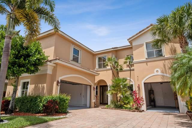 1273 Beacon Circle, Wellington, FL 33414 (MLS #RX-10602559) :: Berkshire Hathaway HomeServices EWM Realty