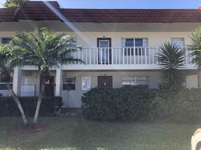 20 Abbey Lane #205, Delray Beach, FL 33446 (#RX-10602599) :: Ryan Jennings Group