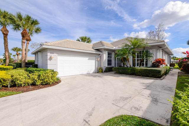 323 NW Bentley Circle, Port Saint Lucie, FL 34986 (#RX-10602610) :: Ryan Jennings Group