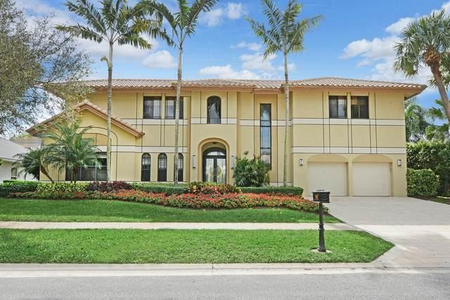 7332 Mandarin Drive, Boca Raton, FL 33433 (#RX-10602628) :: Ryan Jennings Group