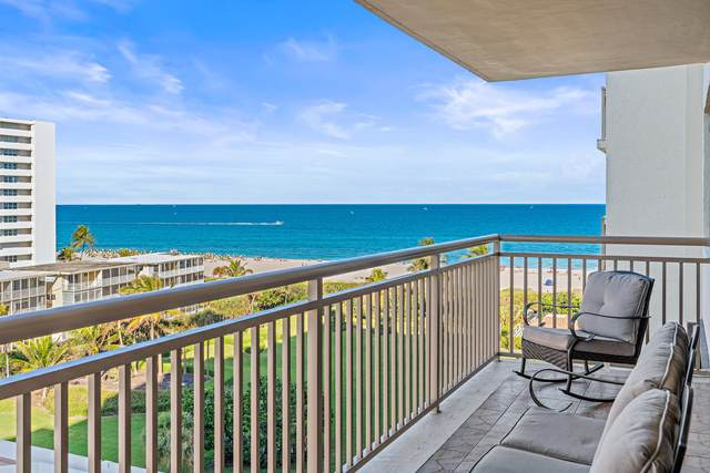 3400 E Ocean Drive N #803, Singer Island, FL 33404 (#RX-10602632) :: Real Estate Authority