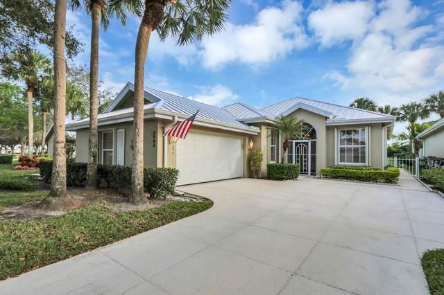2543 SW Greenwich Way, Palm City, FL 34990 (MLS #RX-10602677) :: Berkshire Hathaway HomeServices EWM Realty