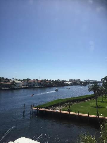 1 Harbourside Drive #3403, Delray Beach, FL 33483 (#RX-10602691) :: Ryan Jennings Group