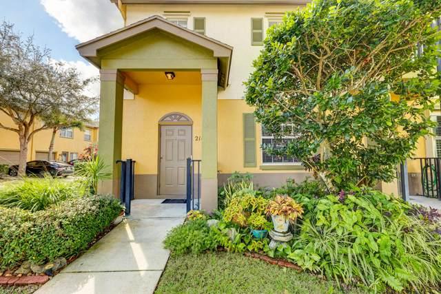 2168 SE Eatonville Drive, Port Saint Lucie, FL 34952 (#RX-10602693) :: Ryan Jennings Group