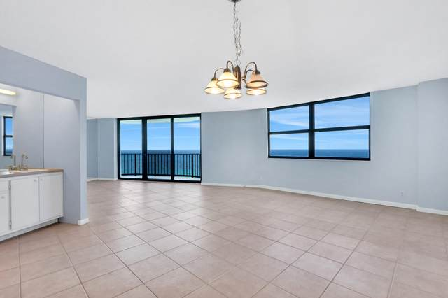5420 N Ocean Drive #2401, Singer Island, FL 33404 (#RX-10602710) :: Real Estate Authority