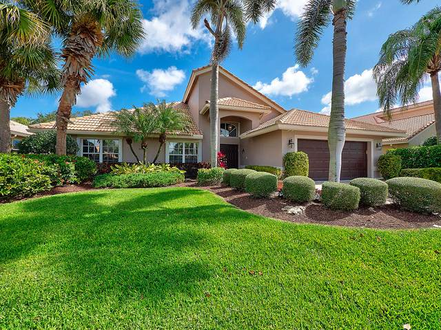 7170 Falls Road E, Boynton Beach, FL 33437 (#RX-10602739) :: Ryan Jennings Group