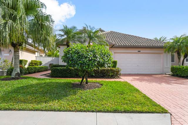 938 Augusta Pointe Drive N, Palm Beach Gardens, FL 33418 (MLS #RX-10602741) :: Berkshire Hathaway HomeServices EWM Realty