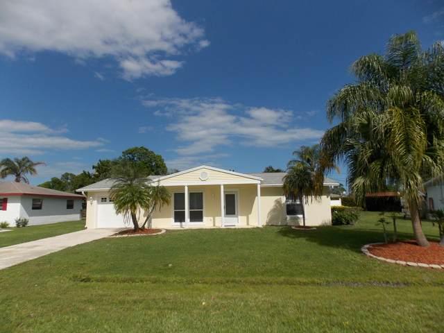447 SE Lamon Lane, Port Saint Lucie, FL 34983 (MLS #RX-10602759) :: Berkshire Hathaway HomeServices EWM Realty