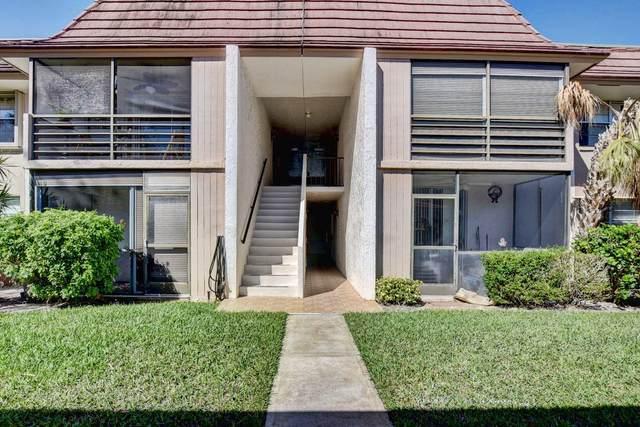 1050 NW 13th Street 277D, Boca Raton, FL 33486 (MLS #RX-10602765) :: Berkshire Hathaway HomeServices EWM Realty