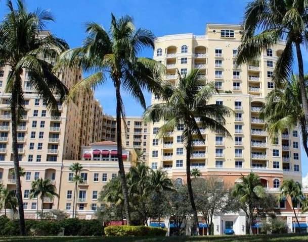 201 S Narcissus Avenue #703, West Palm Beach, FL 33401 (#RX-10602775) :: Posh Properties