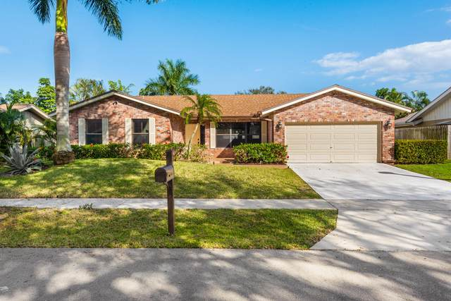 3048 NW 26th Court, Boca Raton, FL 33434 (MLS #RX-10602780) :: Berkshire Hathaway HomeServices EWM Realty