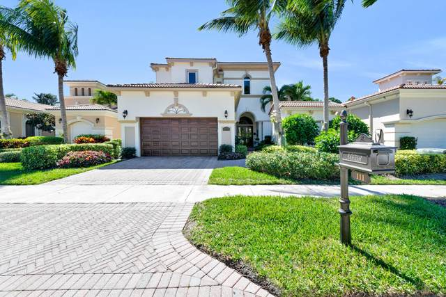 111 Viera Drive, Palm Beach Gardens, FL 33418 (MLS #RX-10602788) :: Castelli Real Estate Services