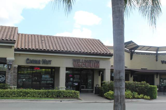 13860 Wellington Trace #1, Wellington, FL 33414 (MLS #RX-10602792) :: Berkshire Hathaway HomeServices EWM Realty