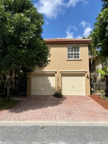 1084 Via Jardin #1084, Palm Beach Gardens, FL 33418 (MLS #RX-10602795) :: Berkshire Hathaway HomeServices EWM Realty