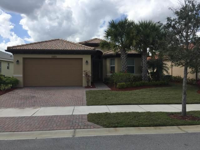 11271 SW Barton Way, Port Saint Lucie, FL 34987 (MLS #RX-10602801) :: Berkshire Hathaway HomeServices EWM Realty