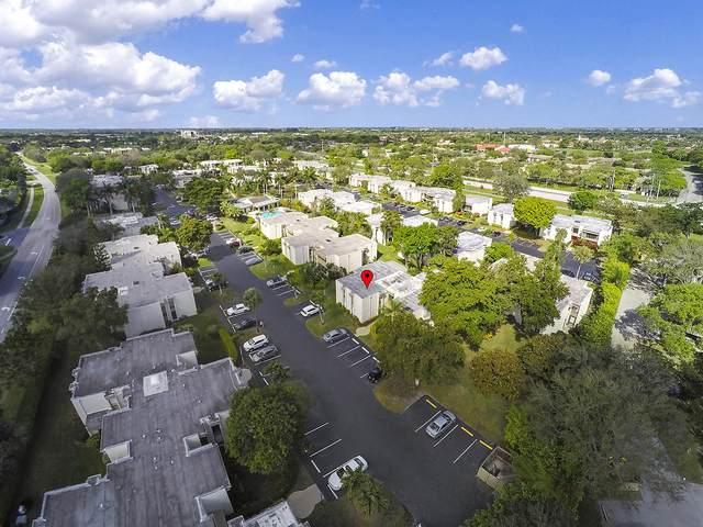 6521 Burning Wood Drive #212, Boca Raton, FL 33433 (MLS #RX-10602805) :: Berkshire Hathaway HomeServices EWM Realty