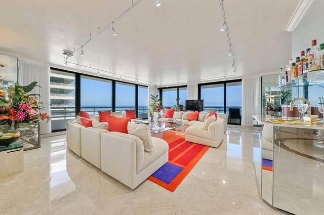 1500 S Ocean Boulevard S-1101, Boca Raton, FL 33432 (MLS #RX-10602830) :: Berkshire Hathaway HomeServices EWM Realty