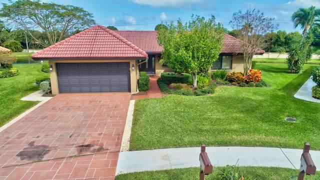 10409 Vereda Circle, Boynton Beach, FL 33436 (MLS #RX-10602843) :: Berkshire Hathaway HomeServices EWM Realty