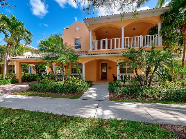 4029 Community Drive, Jupiter, FL 33458 (MLS #RX-10602861) :: Castelli Real Estate Services