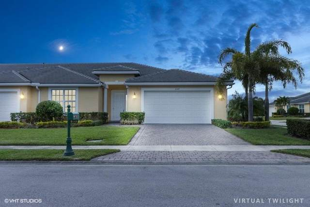 6149 NW Castlebay Lane, Port Saint Lucie, FL 34983 (#RX-10602871) :: Ryan Jennings Group