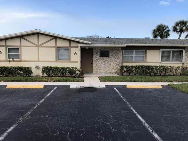 2769 Ashley Drive W C, West Palm Beach, FL 33415 (#RX-10602891) :: Ryan Jennings Group