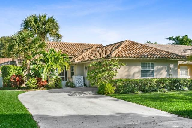 3713 S Lancewood Place, Delray Beach, FL 33445 (MLS #RX-10602923) :: Castelli Real Estate Services